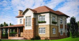 Фасадные работы Белгород цена от 262 руб. м2