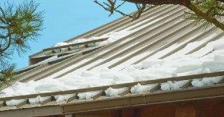 Монтаж снегозадержателей Белгород цена от 837 руб.